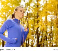 Joggen verbessert Ihre Fitness