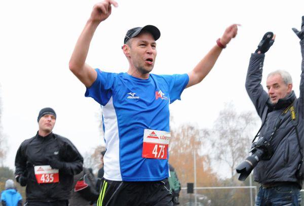 Andreas Safft Marathon