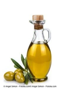 Olivenöl ist ein wichtiger Bestandteil der gesunden Mittelmeerdiät.